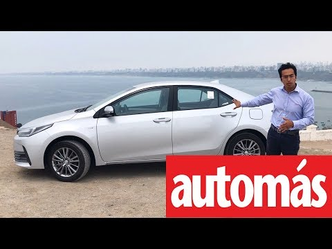 Road Test: Toyota Corolla 2018