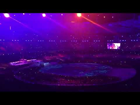 LIVE: 29th SEA Games: Jika Kau Bercinta Lagi & Sampaikan Salam - Dasha & David Arumugam