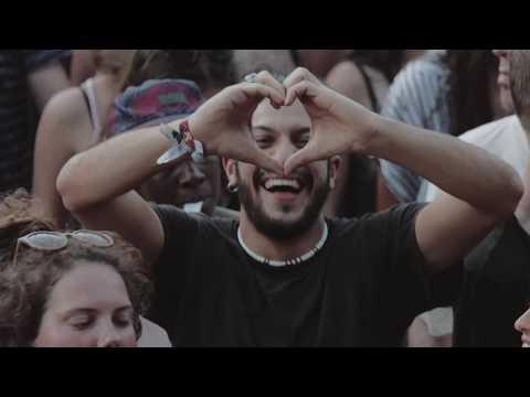 "Huge crowd sings Chronixx ""Smile Jamaica"" in Amsterdam + Belgium 2018 | ChronDadda Diaries"