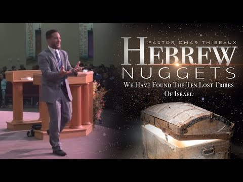 HEBREWS:  We Have Found The Ten Lost Tribes Of Israel!!!
