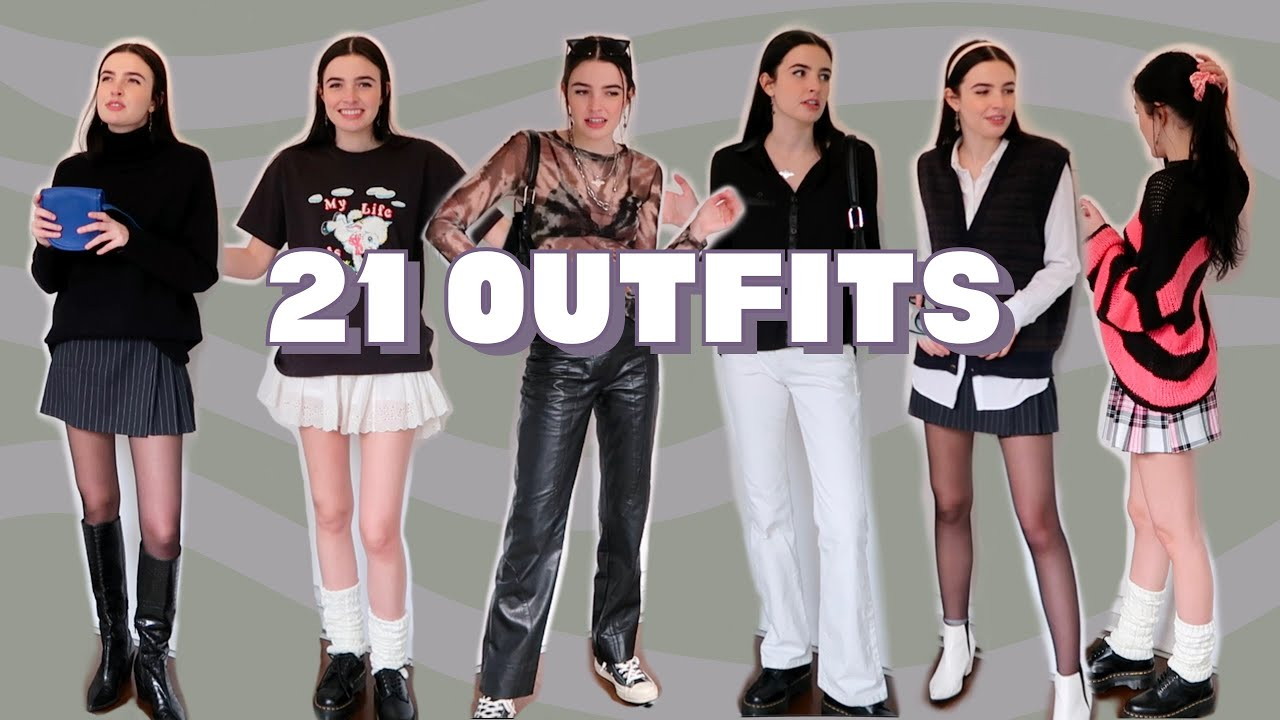 21 outfit ideas for 2021! trendy outfit inspo for when you have nothing to wear