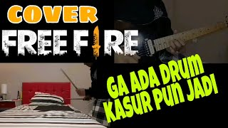 Free fire cover guitar