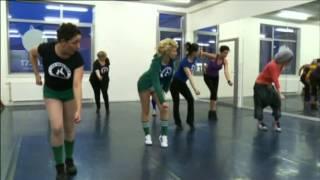 Virginie Hocq BONUS - Danseuse ... ou presque