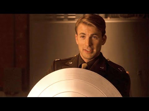 Steve Rogers Gets Vibranium Shield - Captain America: The First Avenger (2011) Movie Clip HD