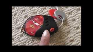 Mcqueen Lightning Mcqueen Cars Toy Keys!
