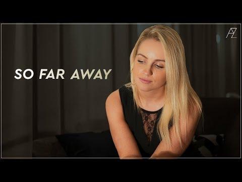 SO FAR AWAY - Martin Garrix & David Guetta | Andrei Zevakin, Janet Vavilov And Josh Viinalass Cover