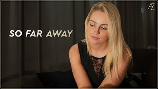 SO FAR AWAY - Martin Garrix & David Guetta | Andrei Zevakin, Janet Vavilov and Josh Viinalass Cover
