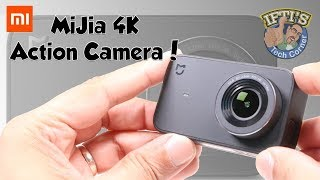 Xiaomi MiJia 4K Action Camera : FULL REVIEW & SAMPLE FOOTAGE