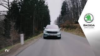 Thomas Sykora zeigt den Škoda Enyaq iV