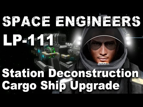 Space Engineers LP 111