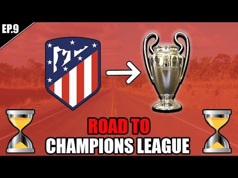 ROAD TO CHAMPIONS CON L'ATLETICO MADRID!! QUANTI ANNI CI VOGLIONO PER VINCERE LA CHAMPIONS? EP.9