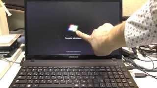 Не загружается Windows на ноутбуке Samsung(Заходите и смотрите интересное видео на других моих каналах! Мои фильмы творчество и путешествия - http://www.youtu..., 2014-05-23T14:09:23.000Z)