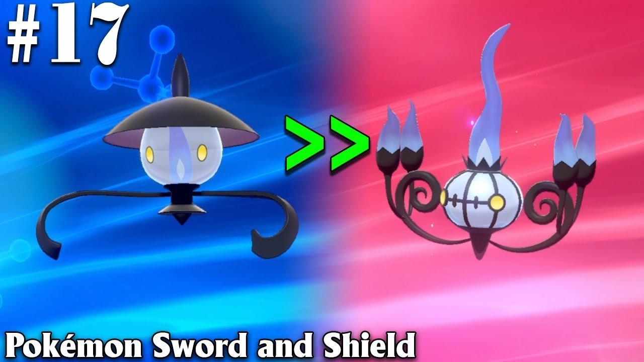 Pokémon Sword and Shield #17 - Tiến Đến Vùng Đất Mới Và Tiến Hóa Đèn Dầu -  YouTube