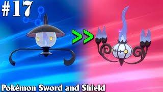 Pokémon Sword and Shield #17 - Tiến Đến Vùng Đất Mới Và Tiến Hóa Đèn Dầu