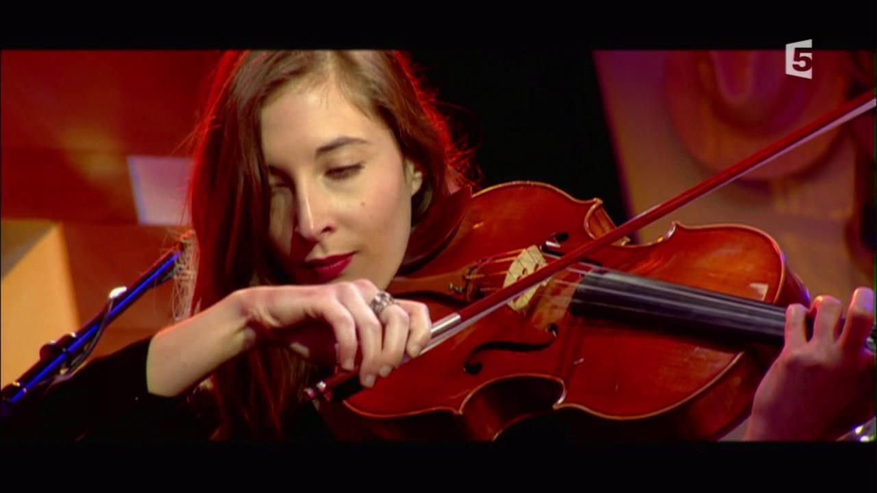 Julien Clerc,  en Live - C à vous - 18/11/2016