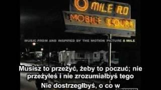 Eminem - 8mile Road ( POLSKIE NAPISY !!! )