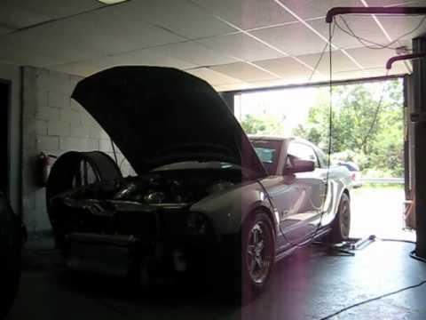 JPC 2005 Mustang GT - 76mm Bullseye Turbo