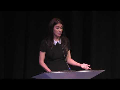 Sustainability Symposium 2017: Leilani Münter, Environmentalist Race Car Driver