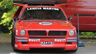 Lancia ECV + Delta S4 - Vernasca Silver Flag 2014