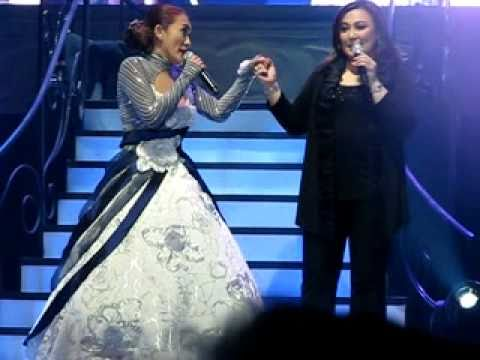 Ai Ai Delas Alas and Sharon Cuneta duet