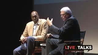 Phil Jackson on Shaquille O'Neal vs Wilt Chamberlain (from convo with John Salley at Live Talks LA)