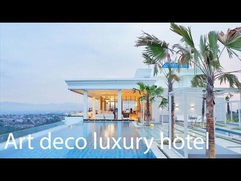 Hotel di ciumbuleuit bandung Art deco luxury hotel