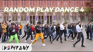[THE KOMPANY] RANDOM PLAY DANCE 4k IN PUBLIC: SEATTLE | Variety