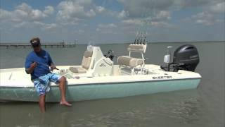 South Texas Redfish Lures Mirrolure Top Dog DOA CAL Shad Tail