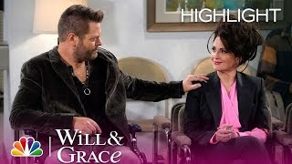 Will & Grace - Not My Type (Episode Highlight)