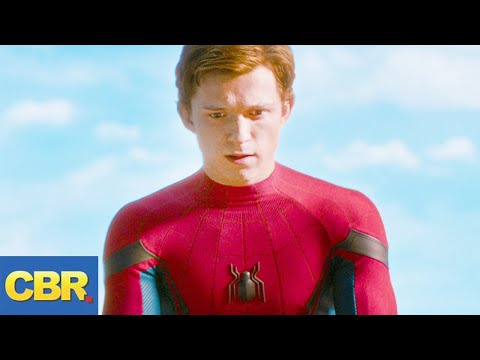 The Sad Story Of Spider-Man's Parents (Marvel Theory)