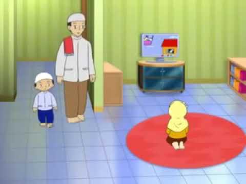 Cerita Dan Lagu Anak Islam - Sholatlah Nak (1) (1). Mp4