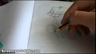 animal jam speed drawing otter