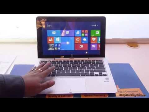 Asus Transformer Book T200 Review: Exclusive Hands on