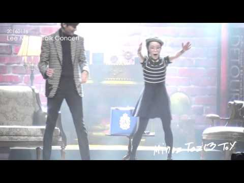 [직캠]160116 LeeMinHo 1st TalkConcert 잔망미노 By.MinozToz