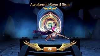 Awakened Sword Sion Soul Seeker