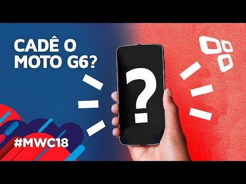 Por onde anda o Moto G6? Tour pelo estande da Lenovo e Motorola - TecMundo [MWC 2018]