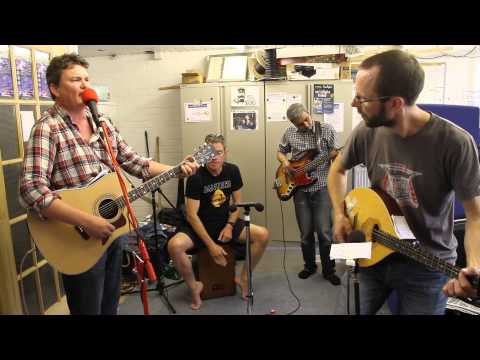 Albino - Bleeding Heart Yard - 25 June 2013. Live on Marlow FM
