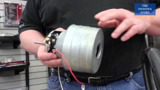 Vacuum Cleaners, Riccar Vibrance Ultra Premium Vacuum Cleaner Video. Wooster Ohio