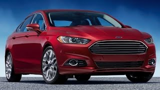 Ford Fusion 2016 Car Review