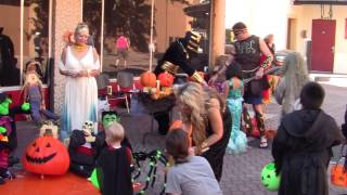 Napa California - Halloween Festival