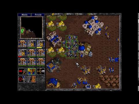 Warcraft II: Beyond the Dark Portal. Humans 9