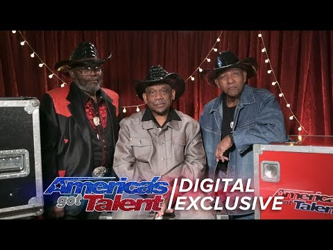 The Masqueraders Are Happy to Have Stepped Back Into the Limelight - America's Got Talent 2017