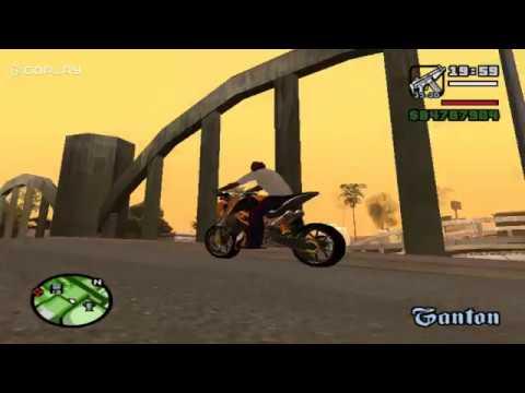 Gta San Andreas KTM Duke Cheat Code