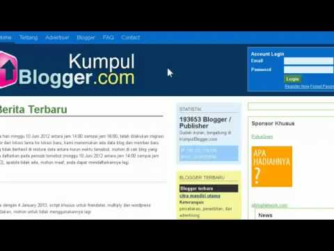 Beriklan di Program PPC (Pay Per Click) Indonesia