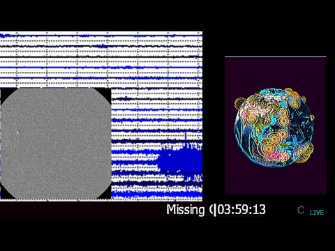 News, Earthquake Watch, Space weather, Storm Warnings, Solar Storms