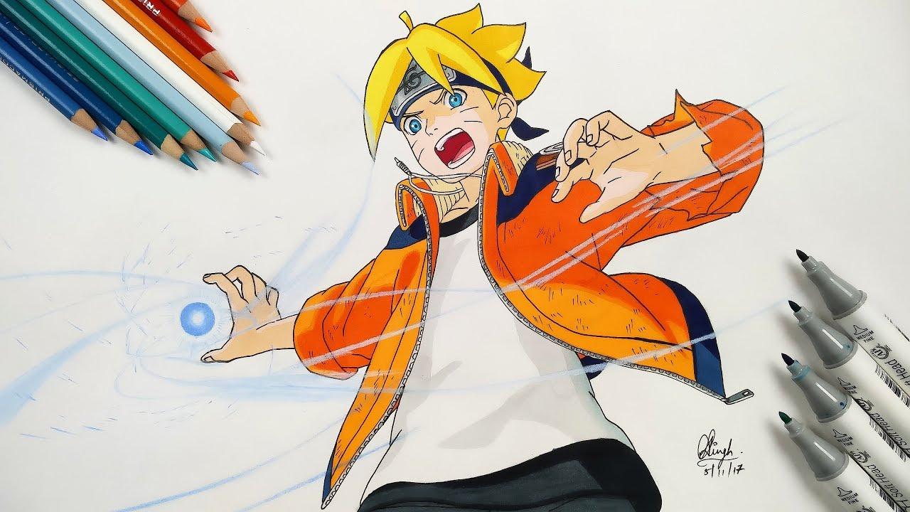 How to Draw Naruto Chibi 2  YouTube