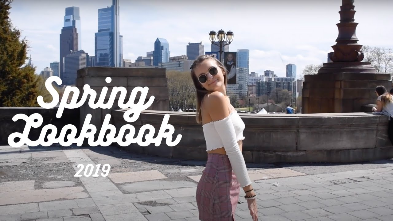 Five Simple Outfits | Spring LookBook 2019 1