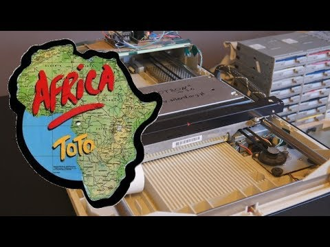 The Floppotron: Toto  Africa