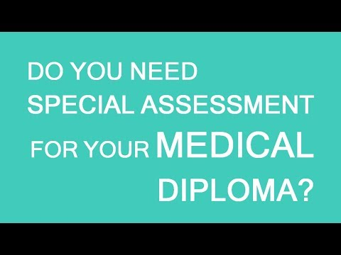 How to assess medical degrees for immigration to Canada. LP Group