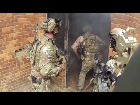 OP DARKFIRE - Stirling Airsoft